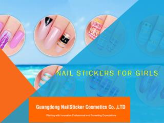 Nail stickers for sale at nailsticker.cn