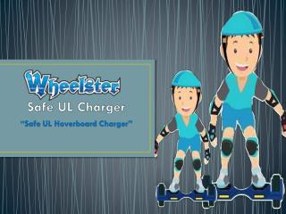 Safe UL Hoverboard Charger