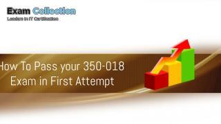 350-018 Braindumps