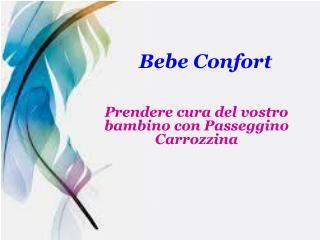 Prendere cura del vostro bambino con Passeggino Carrozzina