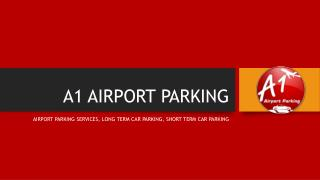 Melbourne airport parking services, rates, deals