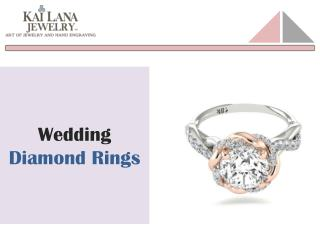 Wedding Diamond Rings - Premium Collection by Kailana Jewelry