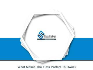 What Makes The Flats Perfect To Dwell?