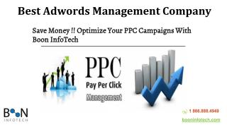 How To Choose The Best Adwords Management Company