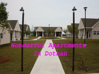 Fabulous Rental Apartments In Dothan