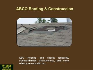 Lufkin Roofing Company