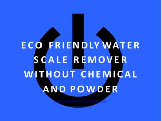 Hard Water Rust Remover | Heat Exchanger Descaling Chemical | Hard Water Descaler