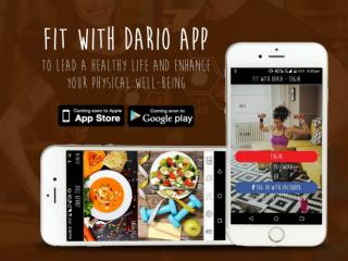 Achieve Stunning Fitness with Fit With Dario App