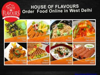 House Of flavours  - Order food Online in West Delhi