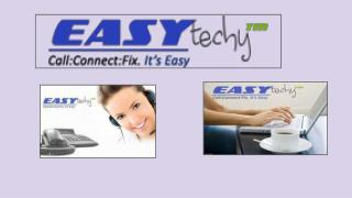 Contact Easytechy for Reliable Tech Support Service