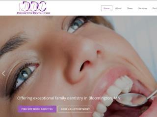 Dentist in Bloomington | Dental Clinic | Dental Implants - Distinctive Dental Care