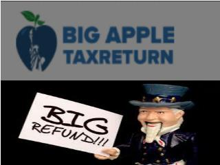 Big Apple Tax Return