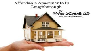 Best And Cheap Accommodation in loughborough For students