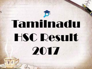Soon students can check their Tamilnadu HSC Result 2017