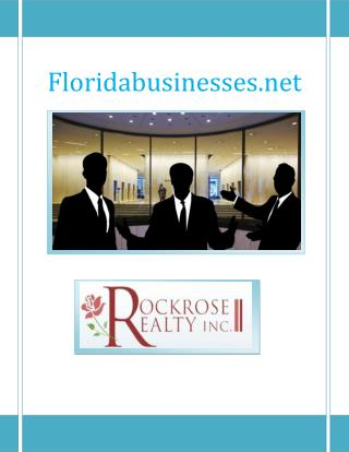 Rockrose Realty Inc- Perfect Meeting Place For Buyers and Sellers of Businesses