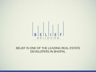 Real estate developers in Bhopal