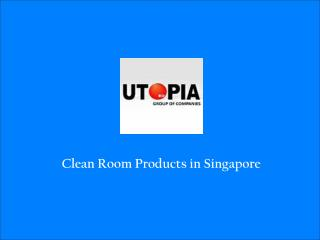 Cleanroom Products and Equipment