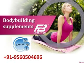 Best muscle building supplements   91-9560504696 Fitness supplement