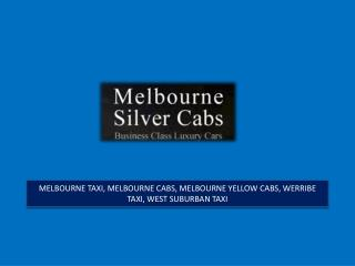 Tips to Follow While Hiring Taxis to Melbourne Airport