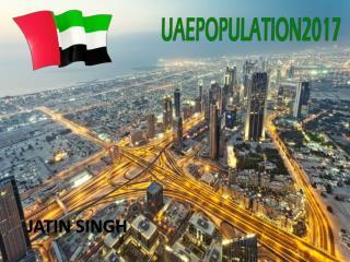 UAE Population in 2017