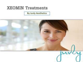 Xeomin Cosmetics Wrinkle Treatment   Xeomin Clinics in New York