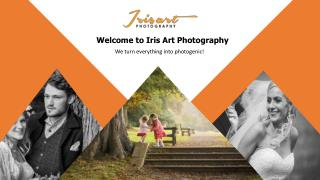 Wedding Photographer In Edinburgh - Iris Art Photography