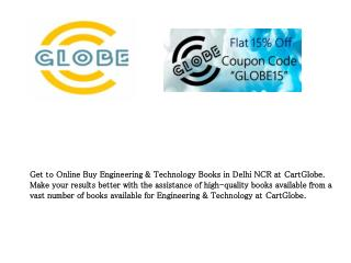 Online Buy Engineering & Technology Books in Delhi NCR