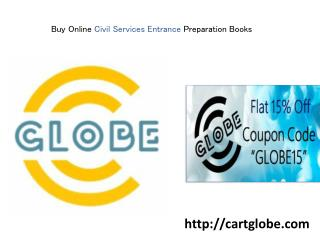 Online Buy Civil Services ENTRANCE PREPRATION BOOKS in Delhi NCR