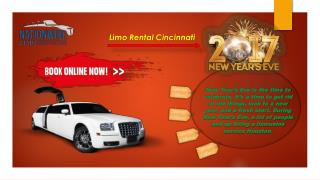 Limo Rental Cincinnati