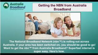 Unlimited NBN Plans | Australia Broadband