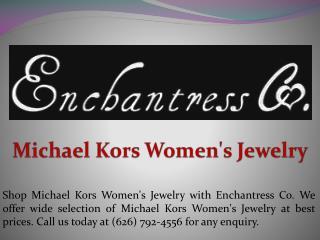Michael Kors Women's Jewelry