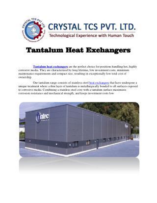 tantalum heat exchanger.pdf