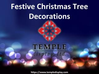 Holiday Lighting Decorations - Templedisplay