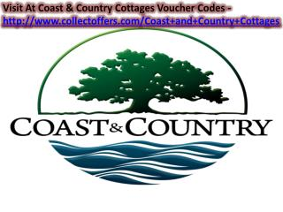 Book Now Cheap Cottages In UK For Holidays With Coast And Country Cottages