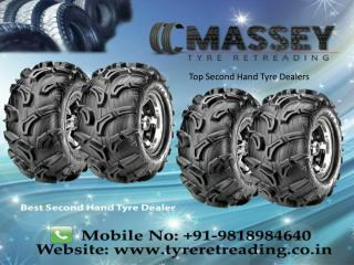 Top Second Hand Tyre Dealers in Noida – Call 9818984640