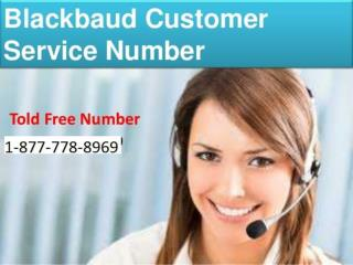 Dial US@(1-877-778-8969)&& Blackbaud Email Customer Support Number USA
