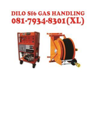 081-8381-635(XL), Dilo SF6 Gas Handling Bandung , Dilo SF6 Gas Handling Bandung , Dilo Fittings Bandung