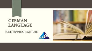 German Language Classes - Courses in Pune  | Pune Training Institute