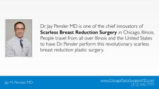 Breast Reduction Plastic Surgeon Chicago IL - Jay M. Pensler, MD