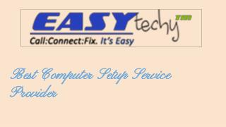 Effective Source of Technical Solutions by Easytechy