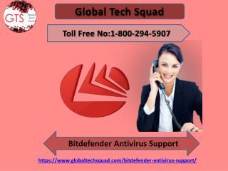 Bitdefender support | Bitdefender total security