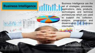 Grow Your Business Intelligently by Using Business Intelligence Software