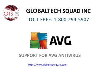 AVG Antivirus Customer Support 2017