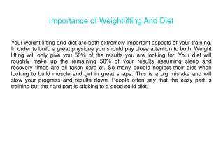 Popular Fad Diets Can Be Dangerous