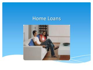 Know Home Loans Housing Loan Finance In India