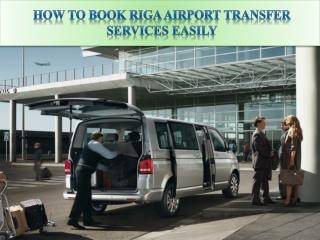 How to Find the Right Riga Minibus taxi for Hire