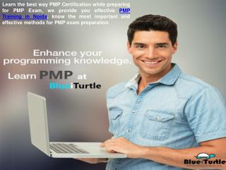 PMP Noida – Get Certified PMP Training, PMP Course Classes
