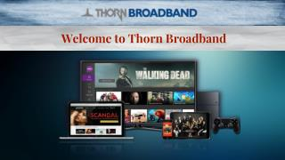 NBN Ready Wifi Modem | Thorn  Broadband