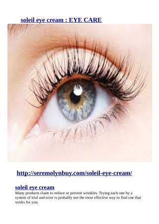 http://seremolynbuy.com/soleil-eye-cream/