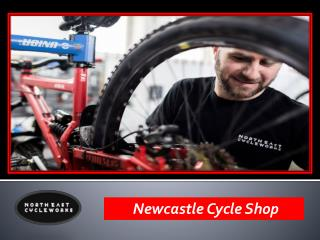 Bicycle repairs Newcastle